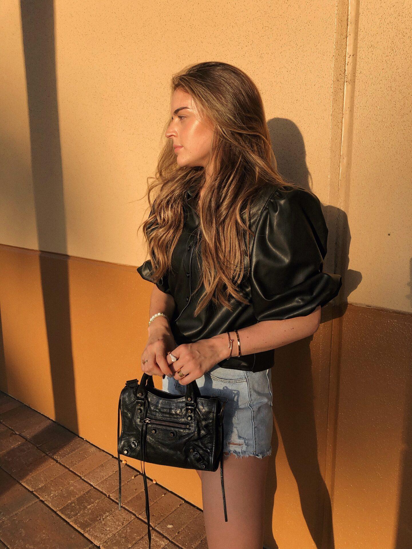 Carolina Arango Leather