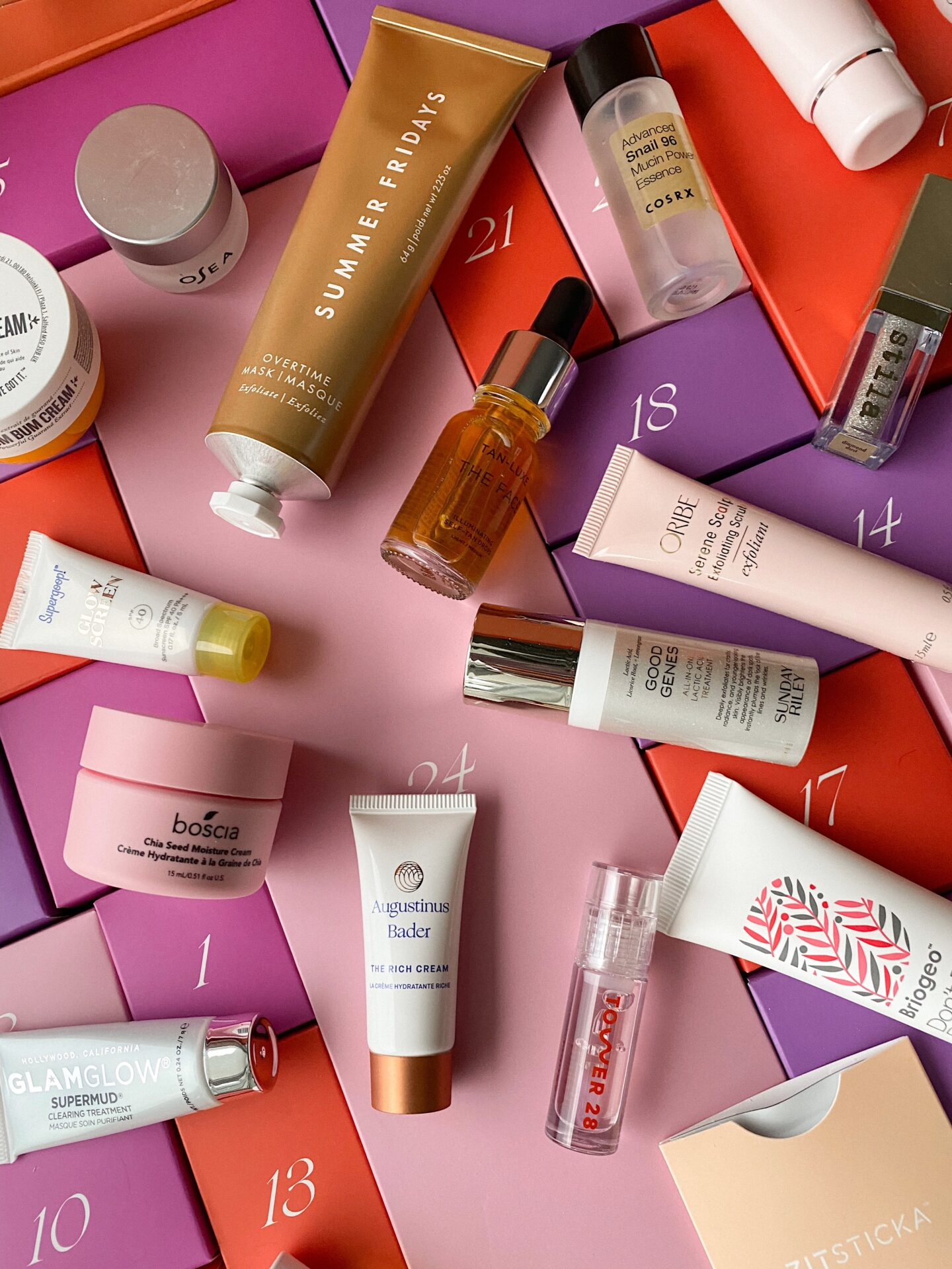 Revolve Beauty Advent Calendar